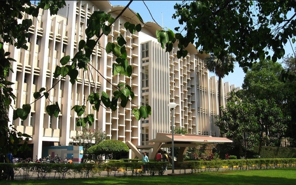 A view of the administrative block at IIT-Bombay. (pic for representation only)
