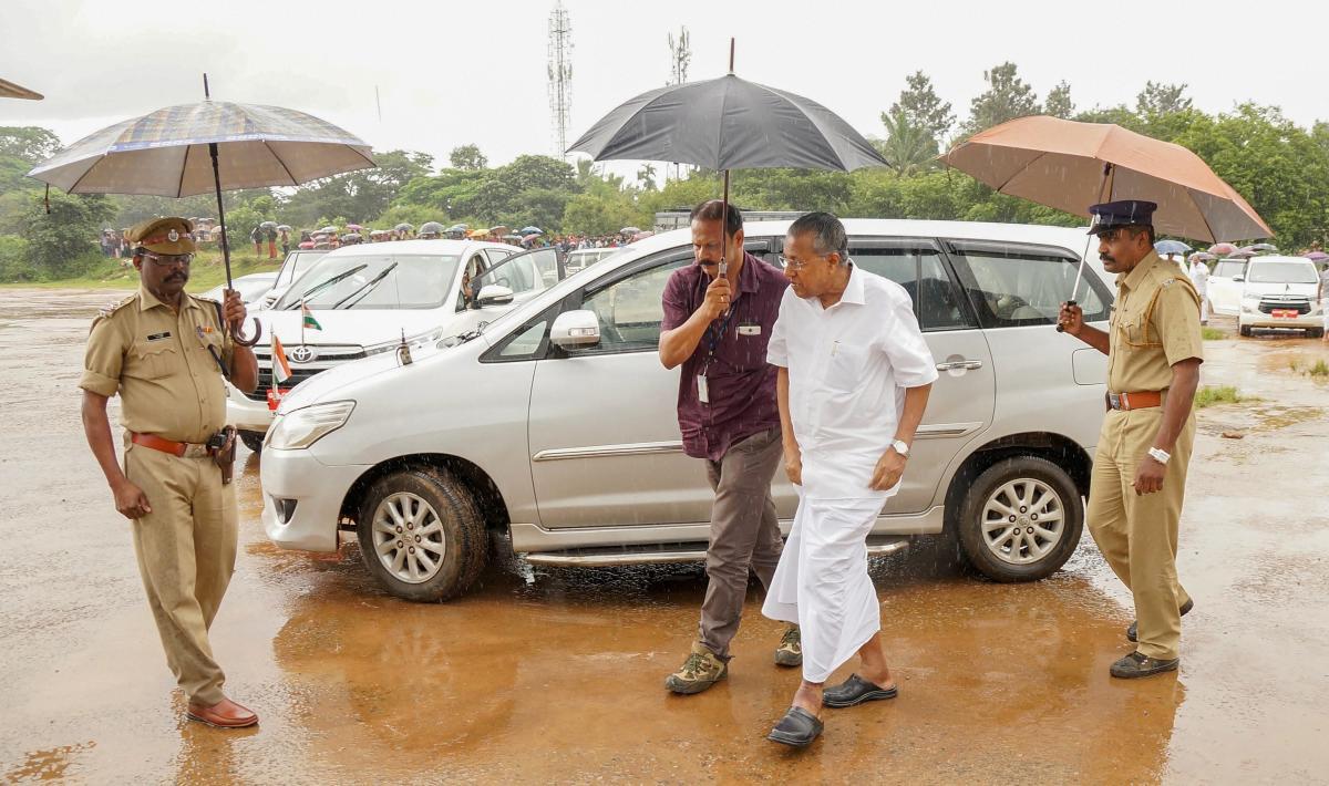 Kerala Chief Minister and CPM Politburo member Pinarayi Vijayan. (PTI file photo)