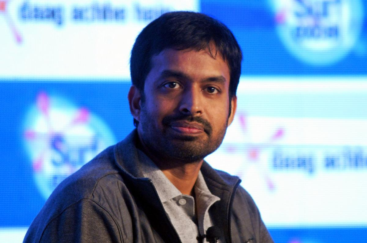 Indian National badminton coach Pullela Gopichand is proud of the achievement of women shuttlers Saina Nehwal and PV Sindhu. AFP