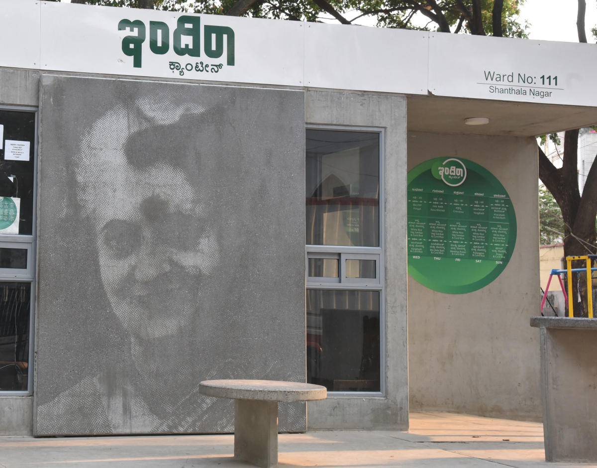 Mounting dues: Indira Canteen contractors struggle | Deccan Herald