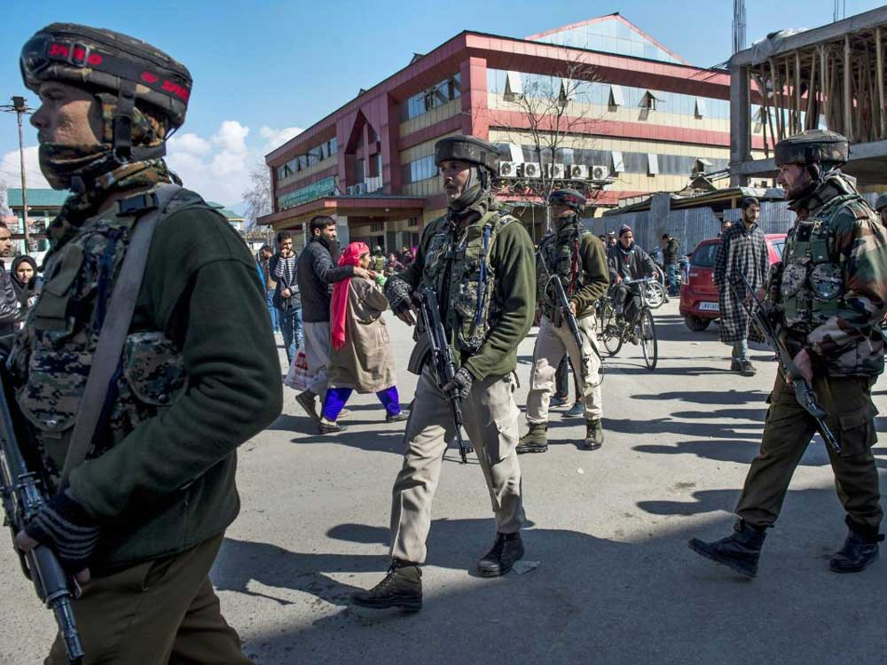 J&K: Security heightened for violence free polling