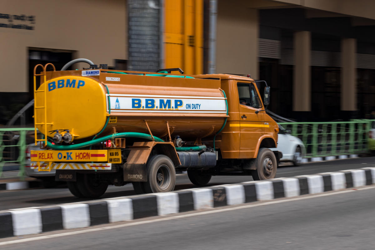 No bids for BBMP's tender to hire tanker
