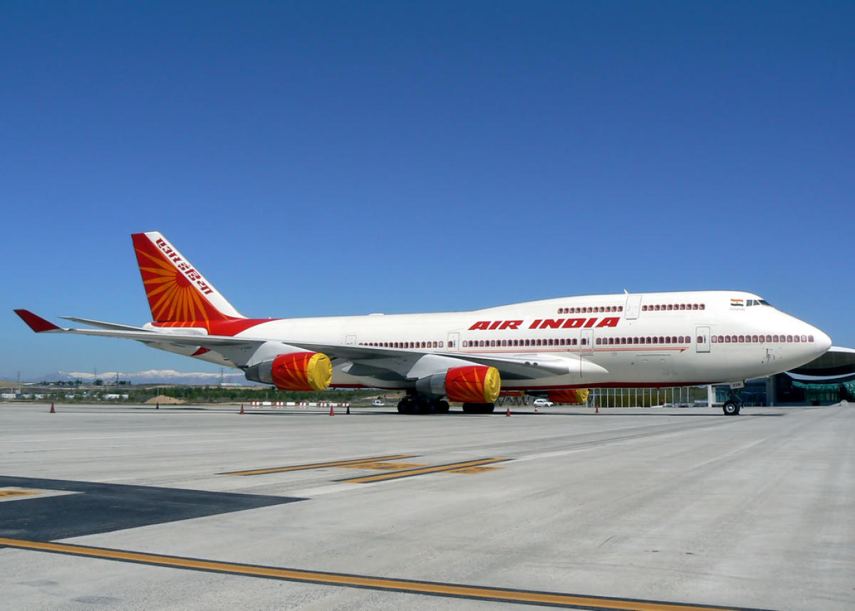 Lack of spares have grounded at least a dozen A-321 aircraft of Air India