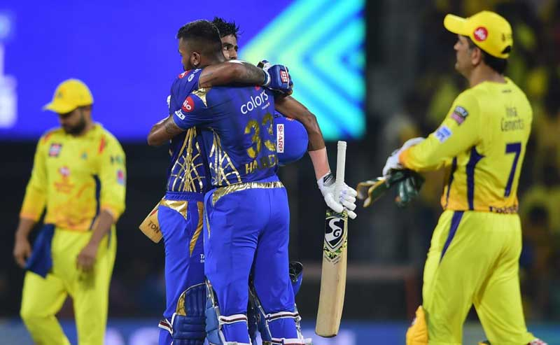 CSK vs MI: Retracing the rivalry   Deccan Herald
