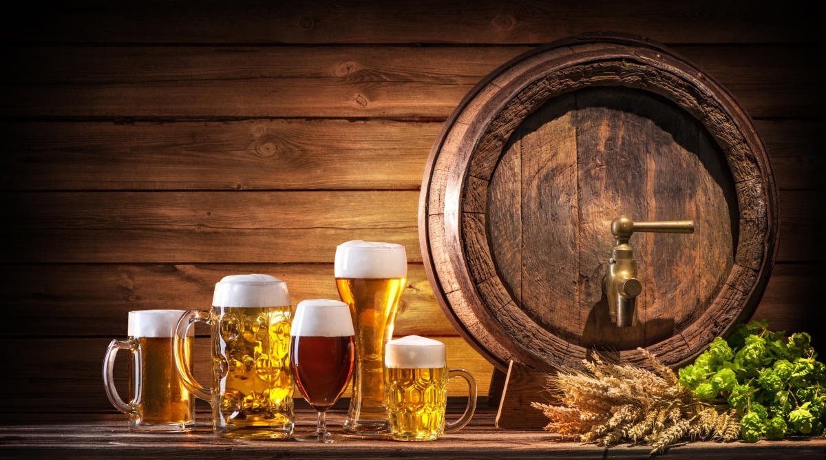 The excise duty from beer totalled Rs 2,151 crore in 2017-18. The target for the current fiscal is Rs 2,230 crore. DH FILE PHOTO
