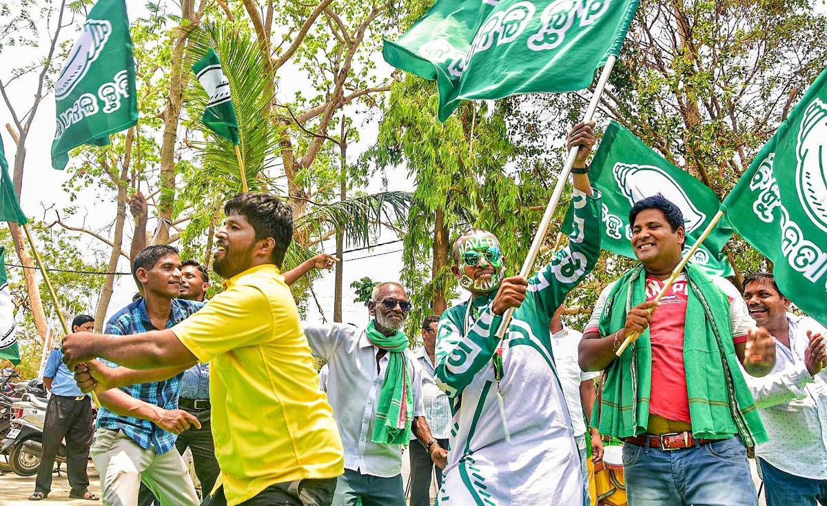 Odisha saw 'split voting' phenomena for the first time
