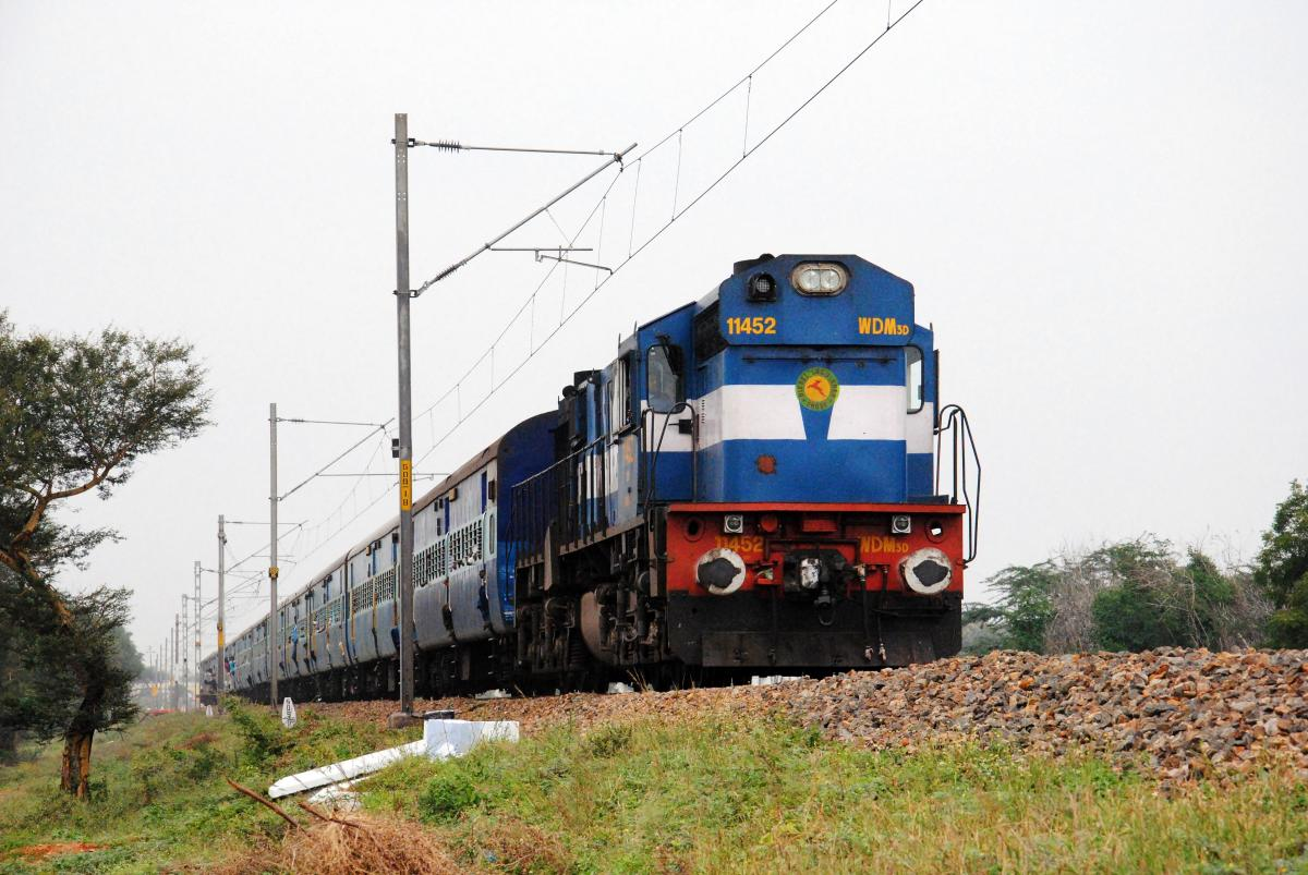 The flexi-fare system was introduced in 142 premiums trains, including the Rajdhani, Shatabdi and Duronto trains on September 9, 2016. (pic for representation only)