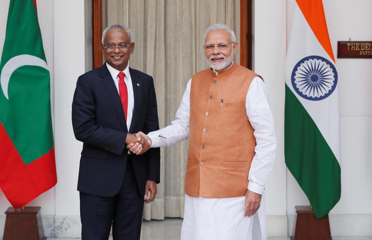 India S Radars In Maldives To Track