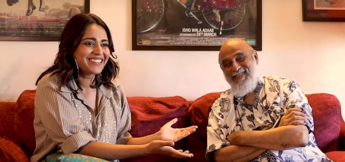 Swara's cool daddy fields questions from millennials   Deccan Herald