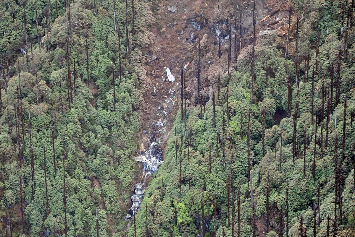 Remains of AN-32 victims to be sent to their homes: IAF