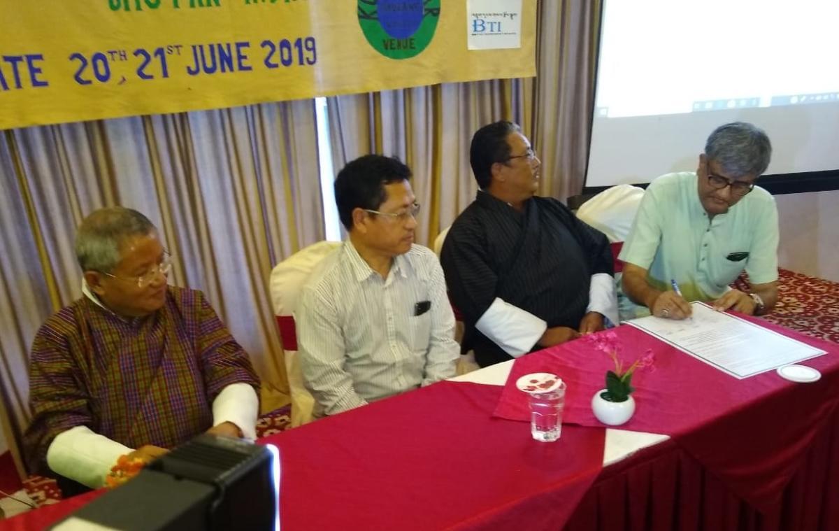 Indo-Bhutan groups for managing cross-border rivers
