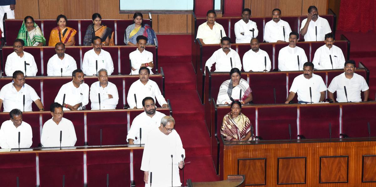 High command's RS decision puts Odisha BJP on back foot