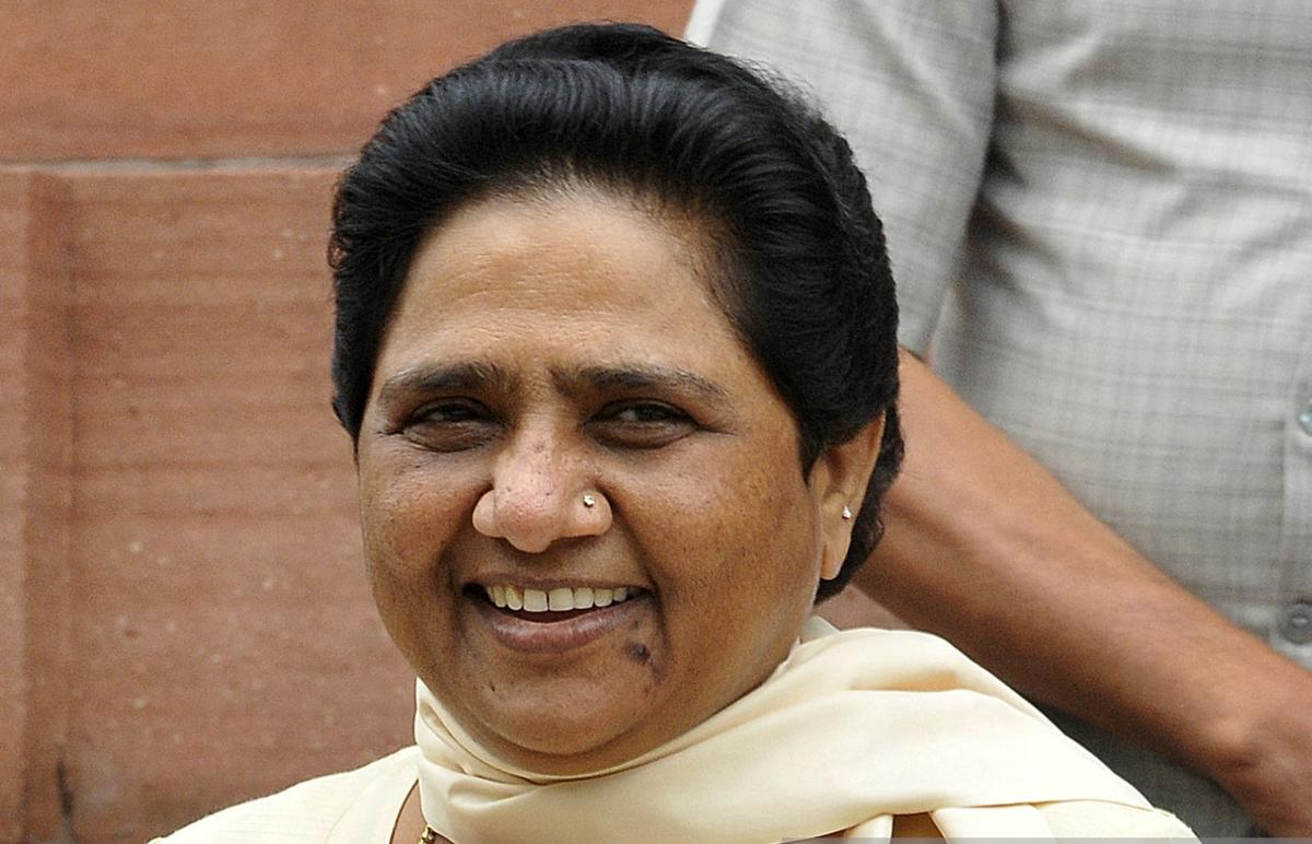 Mayawati's love-hate relation with allies