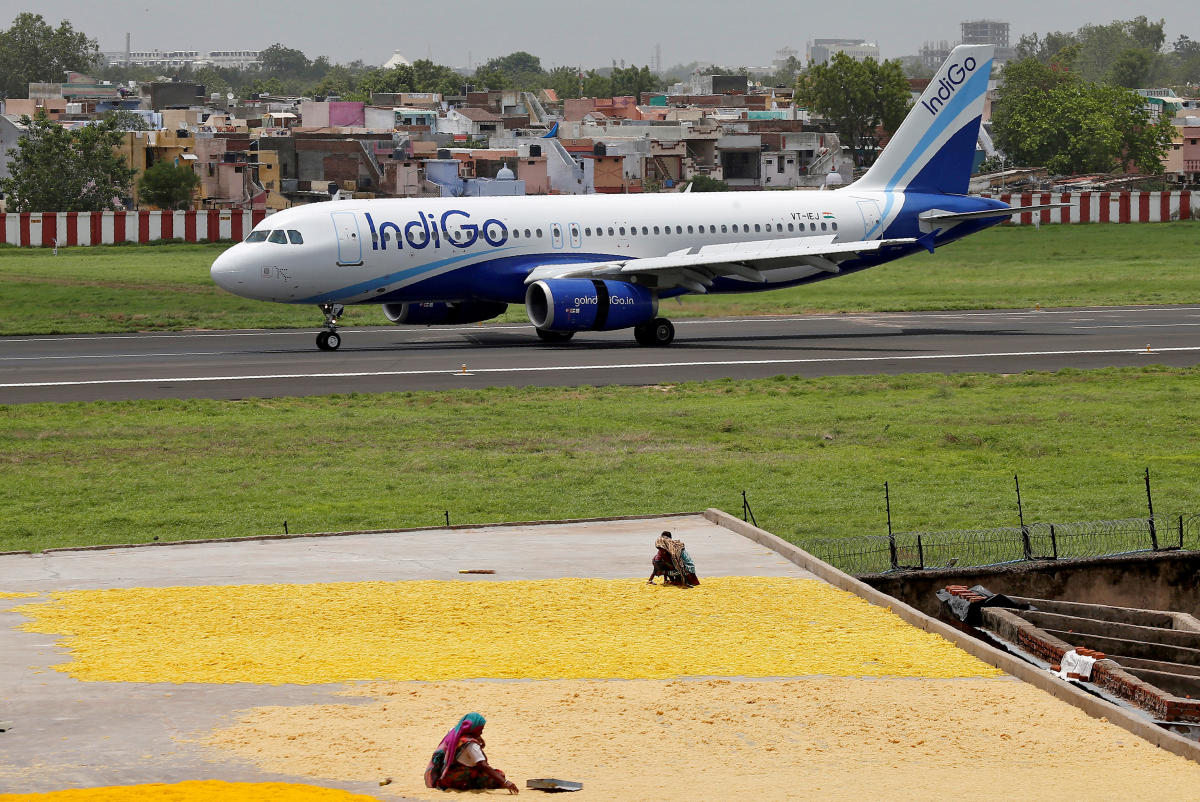 IndiGo is the first local carrier to announce passing on the burden of spiralling jet fuel prices to the passengers. REUTERS