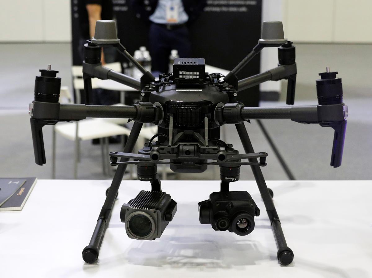 Drones may zip over rural skies to survey roads