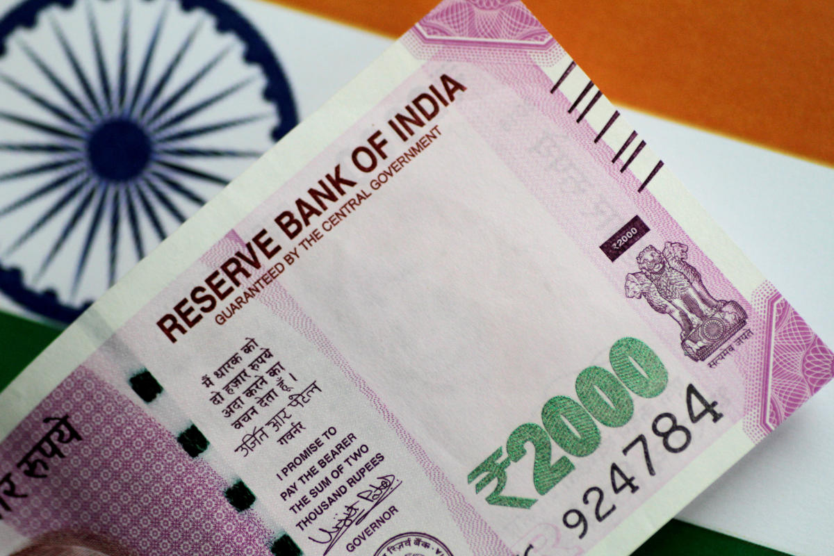 Consistent dollar demand from importers, mainly oil refiners, following higher crude oil prices, kept the rupee under pressure. (Reuters file photo)