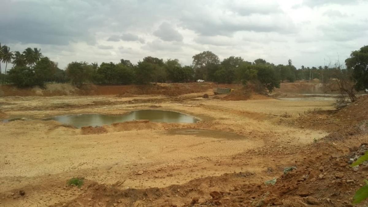 Local MLA leads effort to rejuvenate Kannamangala Lake