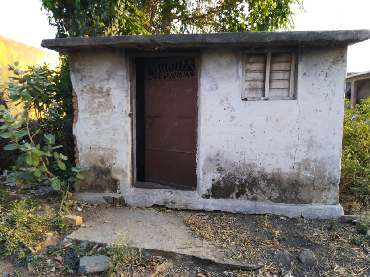 Custom of menstrual huts rules villages of Kuppam