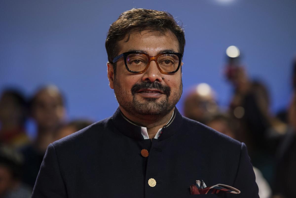Director Anurag Kashyap. (AP/ PTI file photo)
