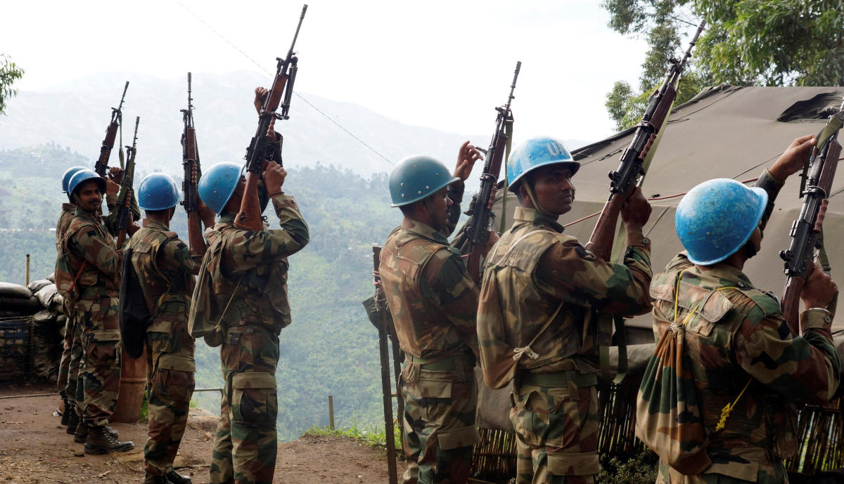 According to the UN, of the 3,737 peacekeepers who have died since 1948, 163 have been from India, the highest total from any troop-contributing country. (Reuters file photo)