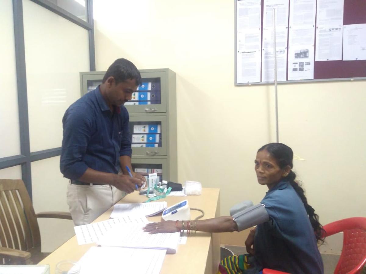 89% of B'luru civic workers anaemic, shows study
