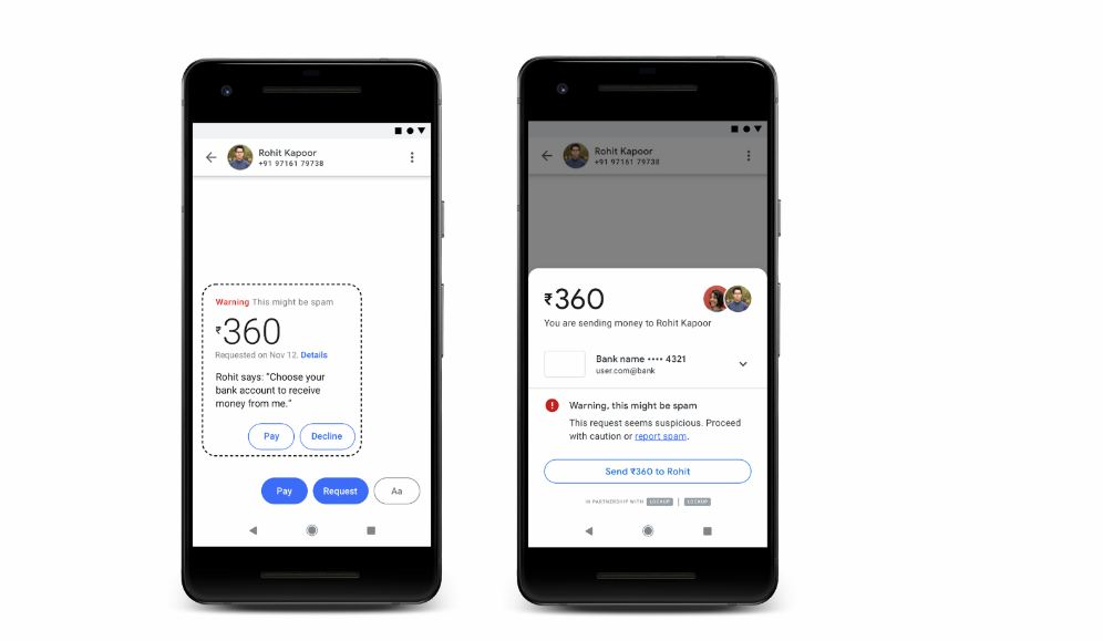 Money Transfer On Google Pay Gets More