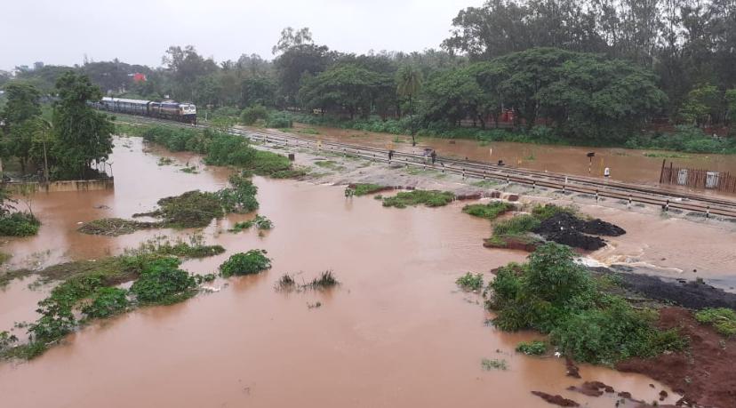 Karnataka rains LIVE | CM Yediyurappa visits flood-hit Shivamogga