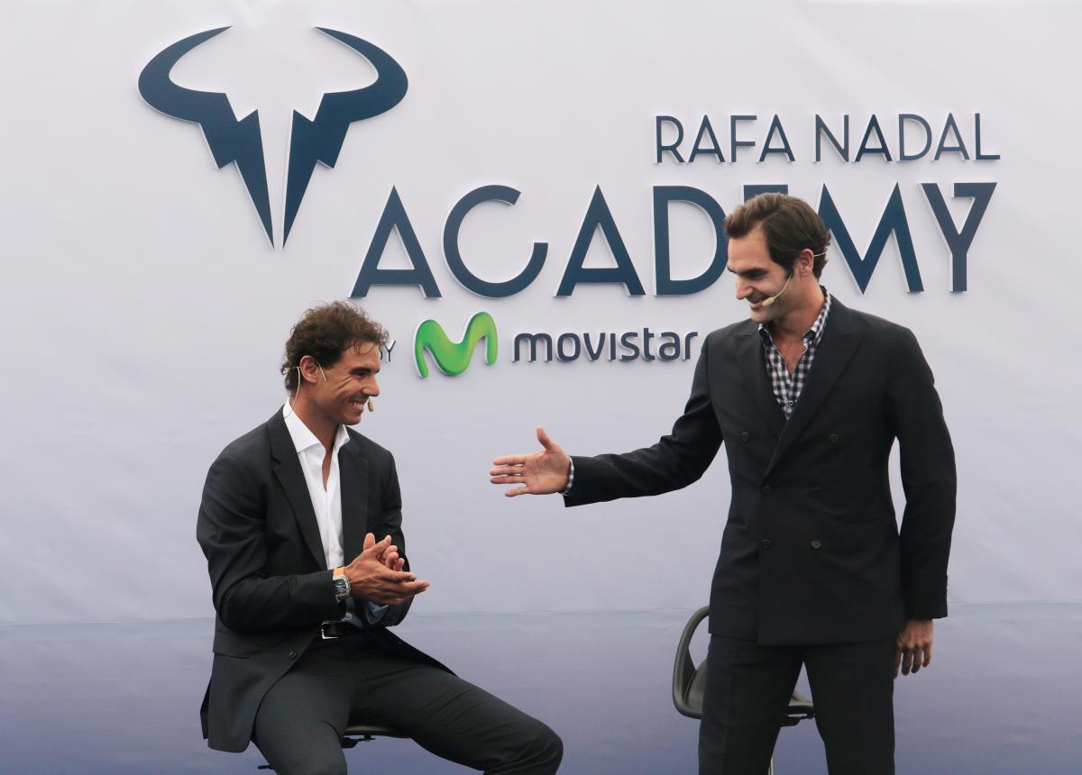 Rafa Federer Decided Together To Re Enter Atp Politics Deccan Herald