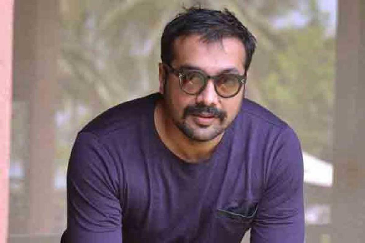 In picture: Bollywood filmmaker Anurag Kashyap.