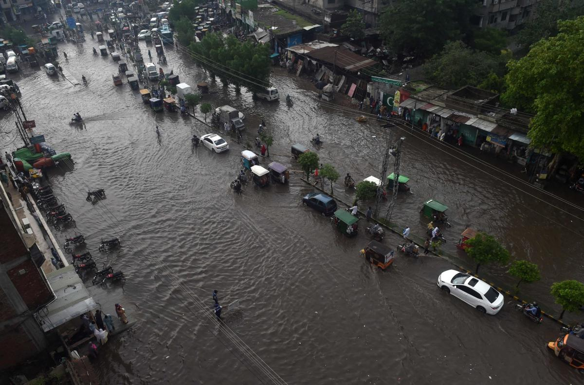 28 killed in rain-related incidents in Pakistan