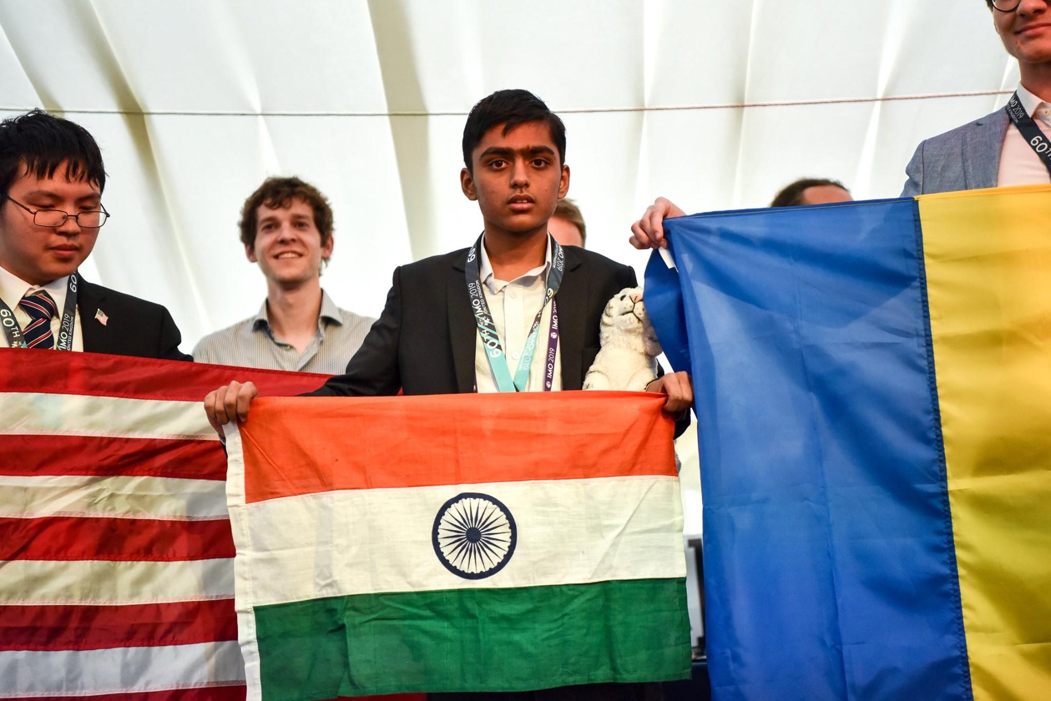 Bengaluru boy wins gold at Mathematics Olympiad | Deccan Herald