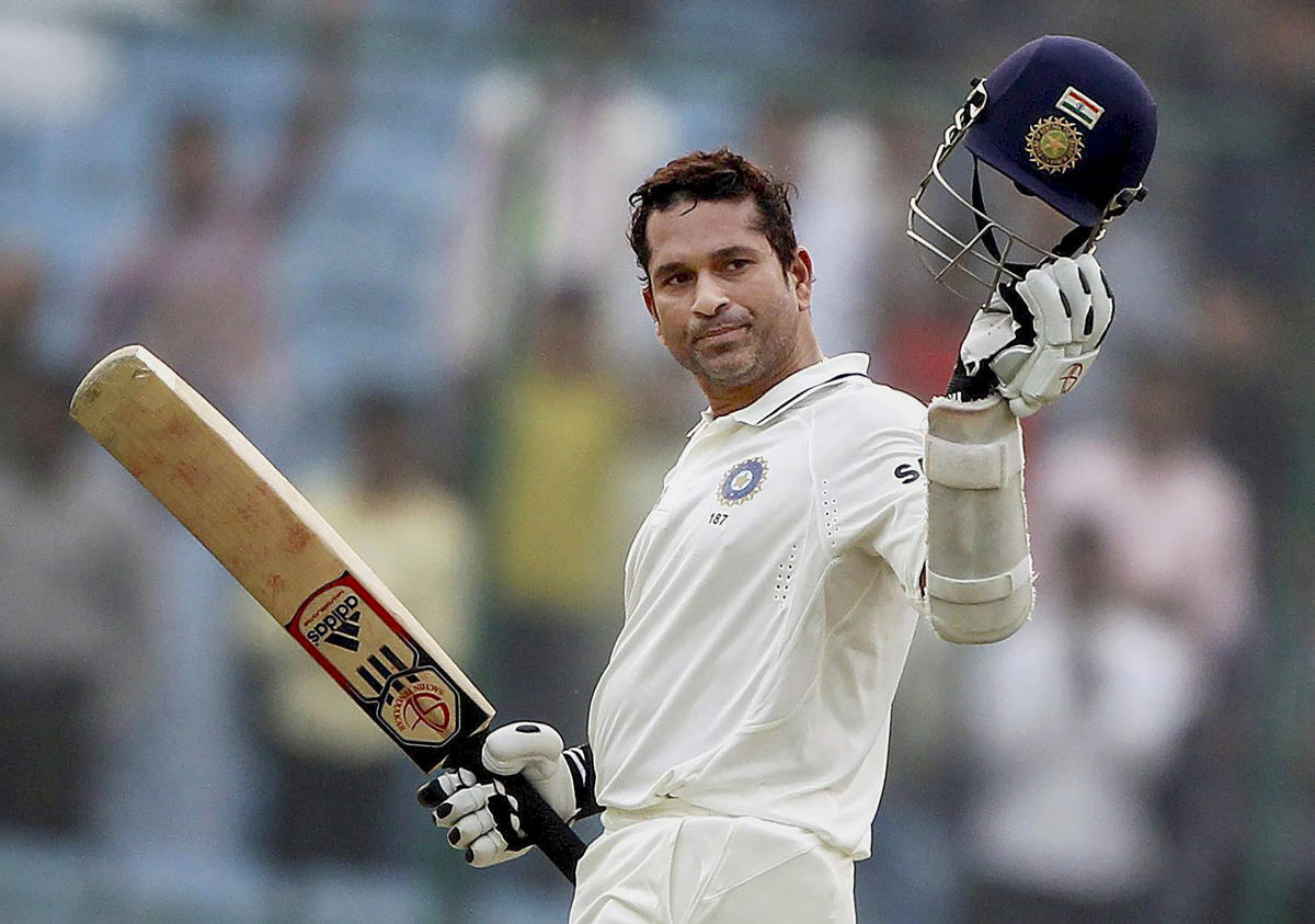 14 Aug 1990: Sachin's first international century | Deccan Herald