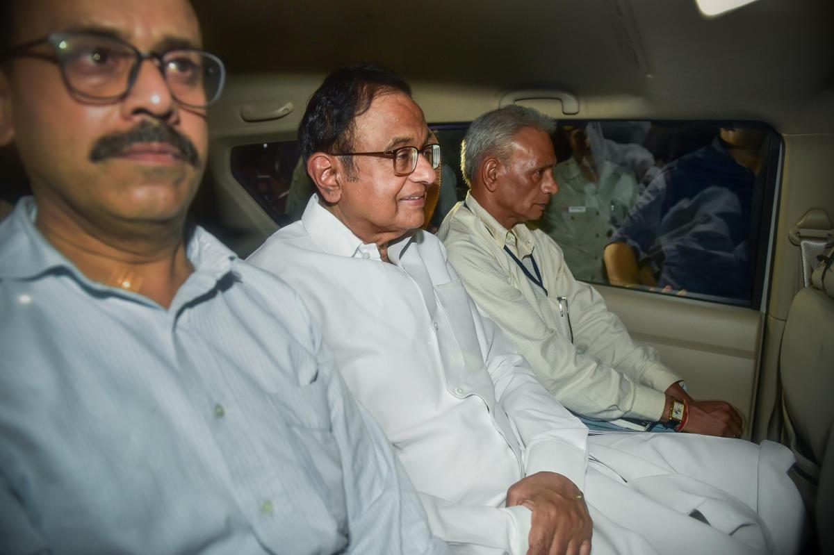 INX Media case: Chidambaram arrested amid high drama