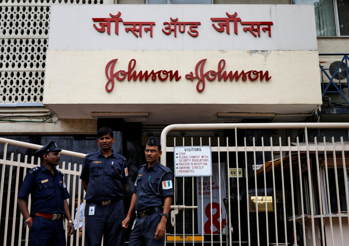 The Drugs Controller General of India renewed J&J's import license (for the faulty implants that released cobalt and chromium in the body) in 2010 without applying due diligence. Reuters file photo