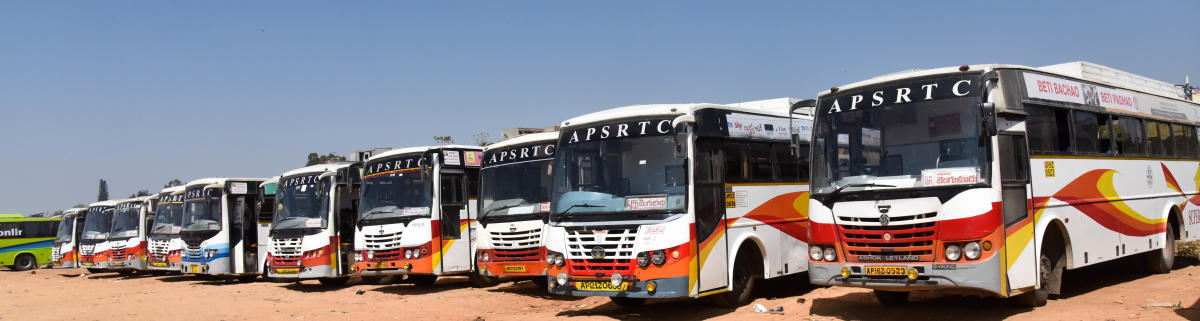 Jerusalem pilgrimage ad on APSRTC buses sparks row