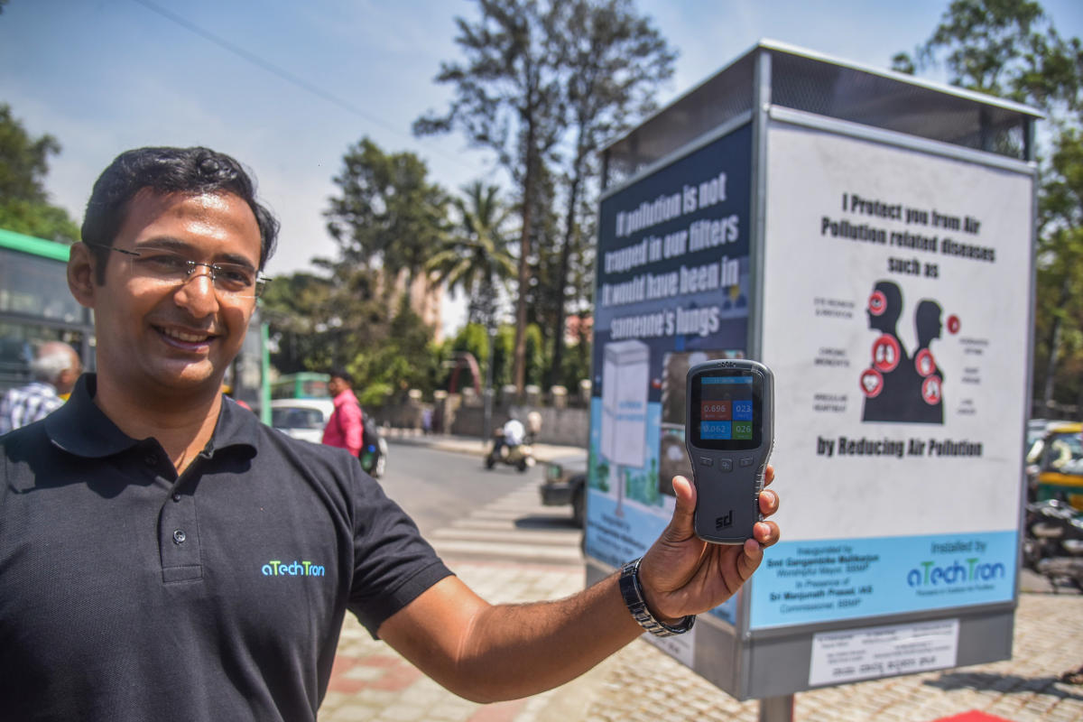 Air purifiers not the whole answer for Bengaluru