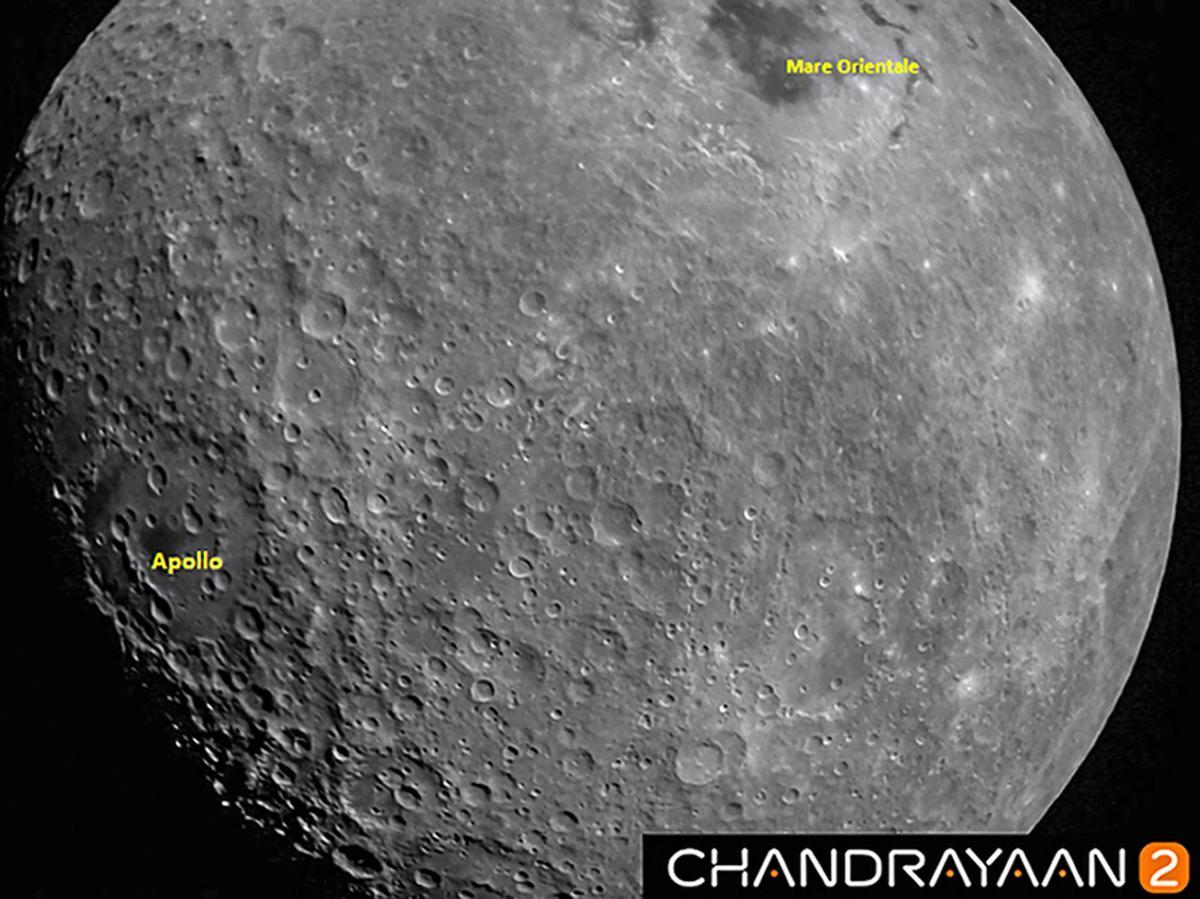 Chandrayaan-2 lowers orbit ahead of Sept 7 landing - Deccan Herald
