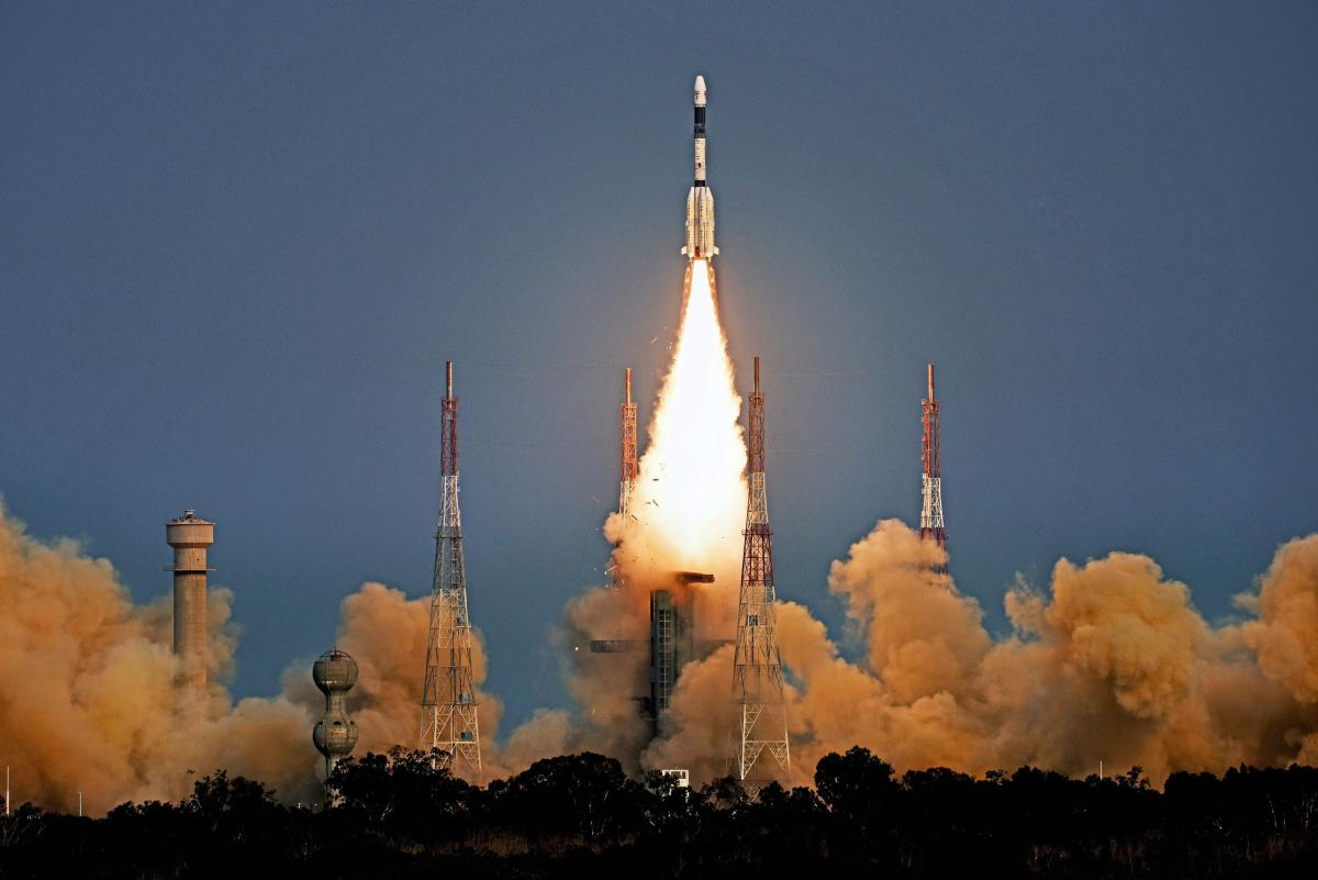 Isro lost contact with its GSAT-6A communication satellite after a perfect launch. PTI File Photo