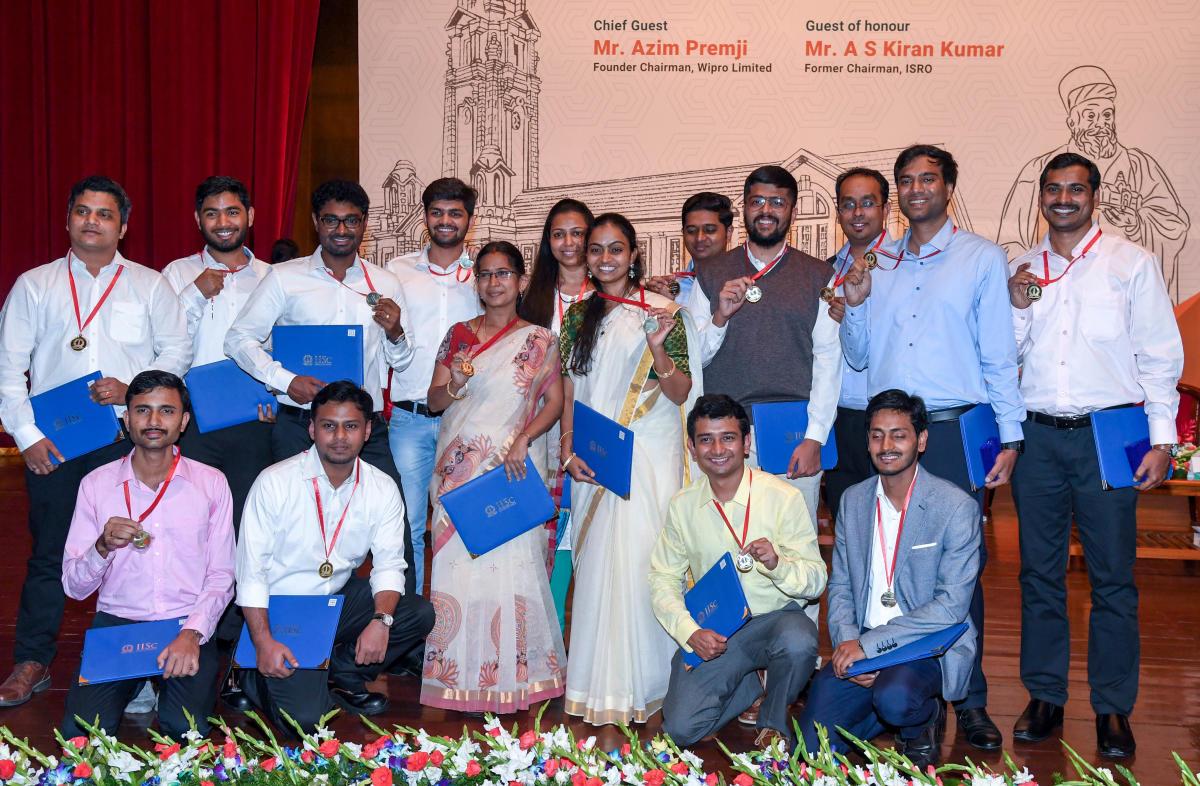 Premji calls upon IISc students to give back to society - Deccan Herald thumbnail