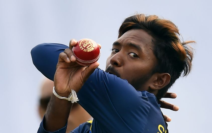 SL spinner Dananjaya banned from bowling for 1 year