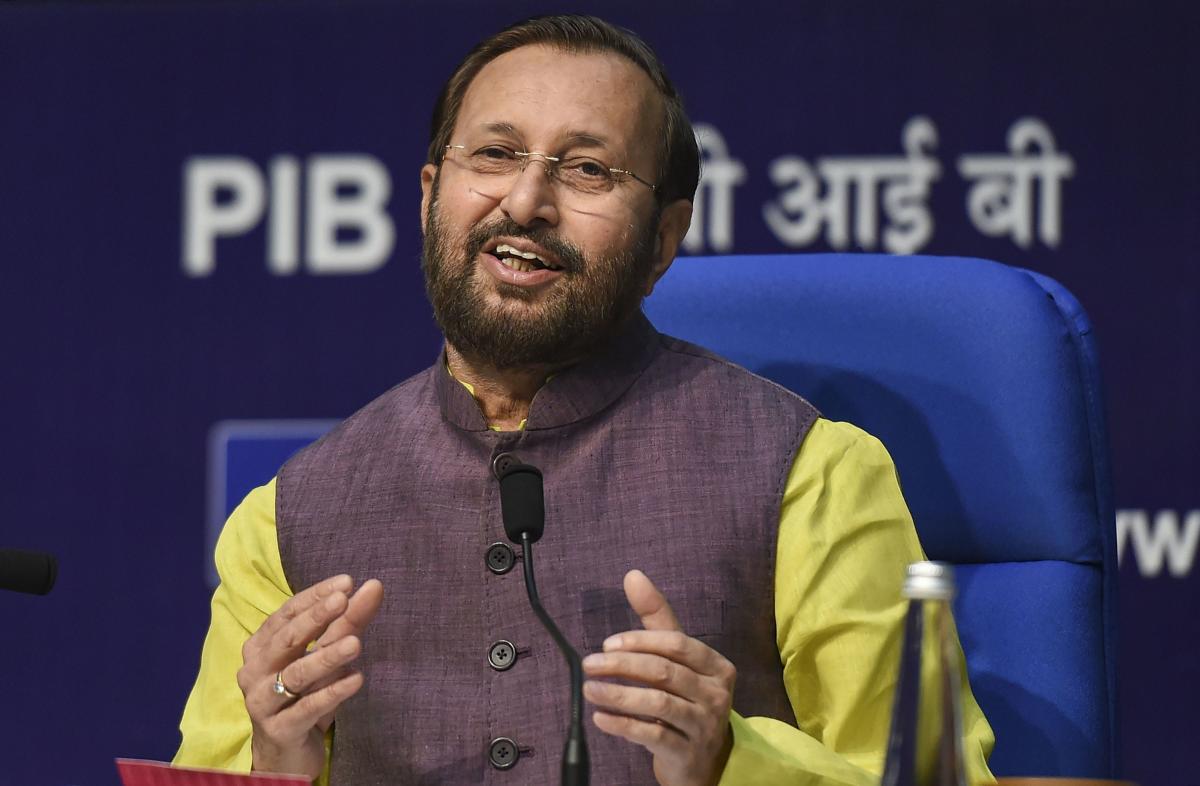 Kejriwal supports anti-national slogans: Javadekar