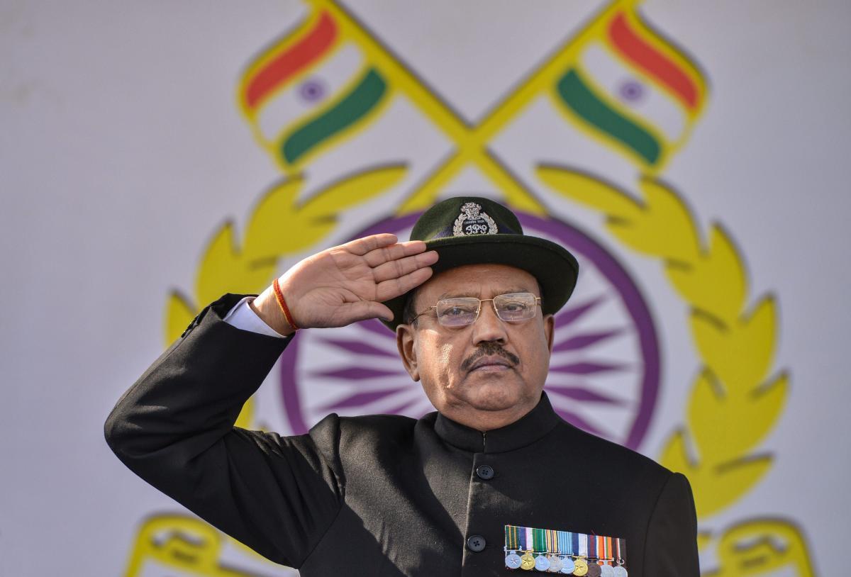 Intensify anti-militancy ops in Kashmir: Doval