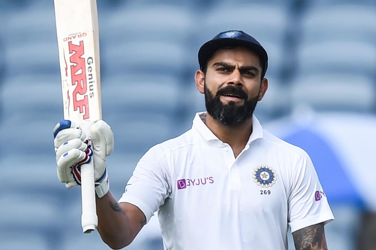 Virat Kohli overhauls Don Bradman's Test runs tally   Deccan Herald