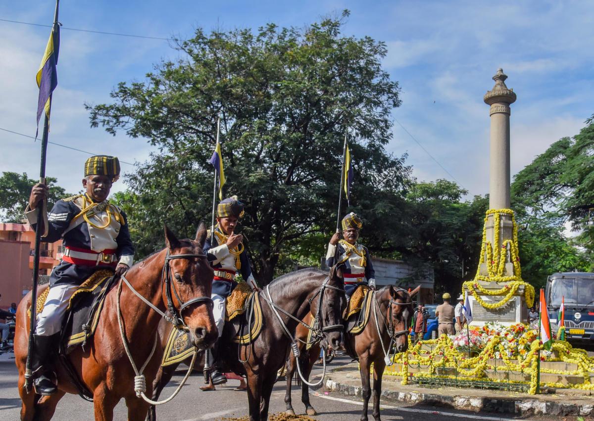 Battle of Haifa: Lest we forget Mysore Lancers