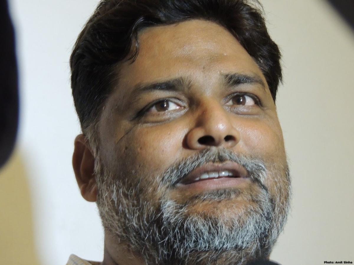 Yadav, who represents the Madhepura Lok Sabha seat, met Gohil at the Sadaqat Ashram, the state Congress headquarters, late on Sunday night. DH File Photo