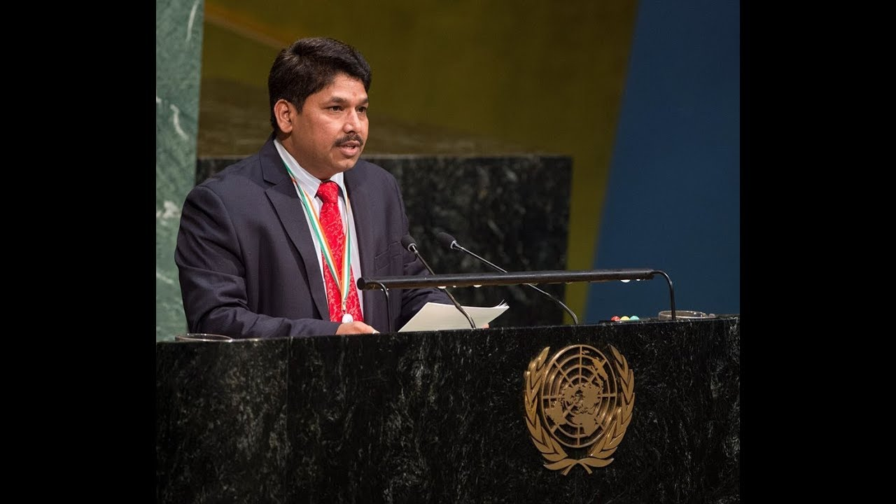 UNSC needs to take frequent recourse to ICJ: India