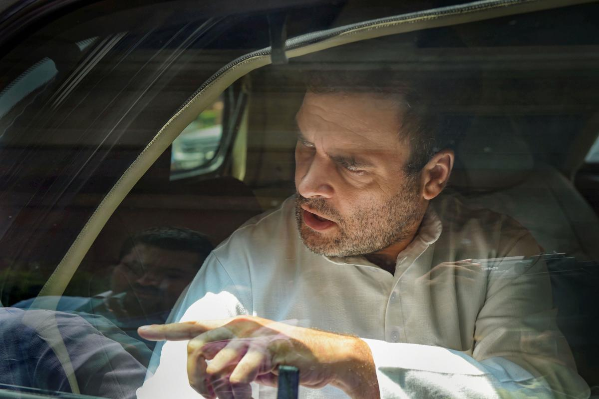 Rahul avoided spl security 1,892 times in 5 yrs: Report