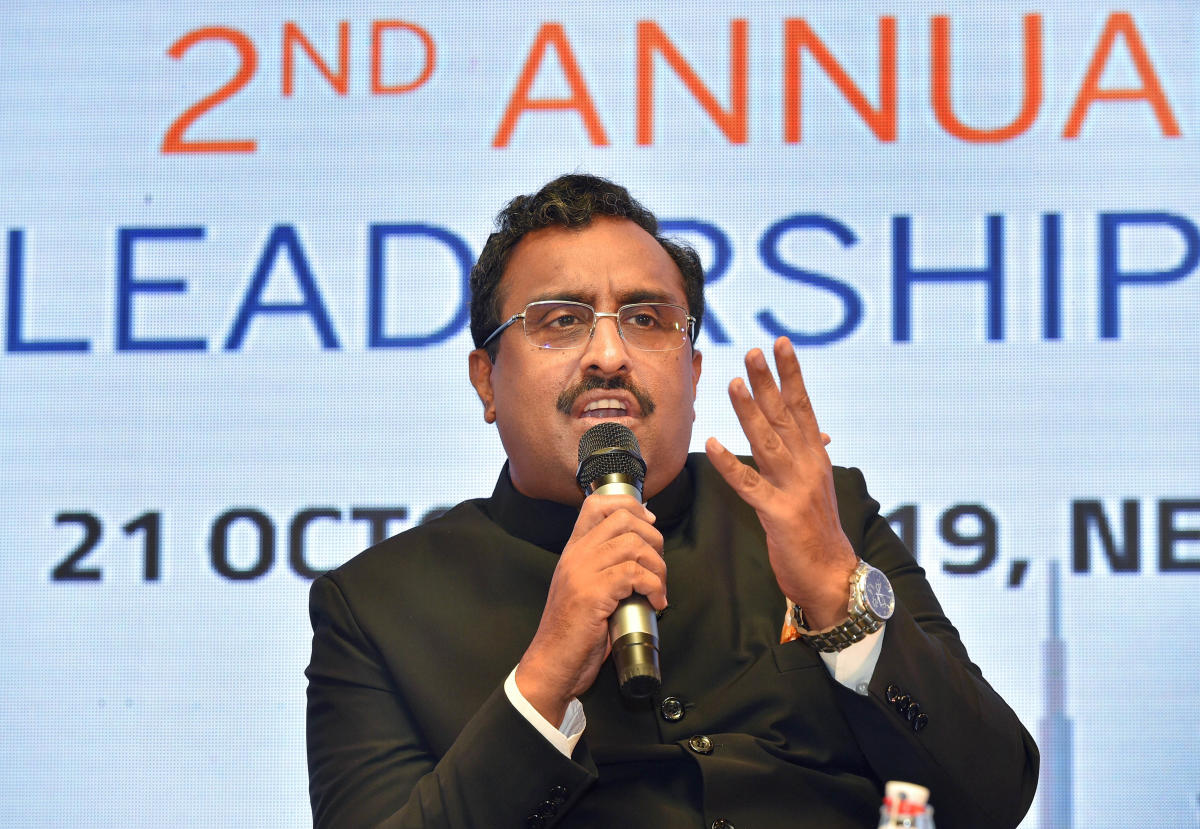 Pakistan is epicentre of global terrorism: Ram Madhav