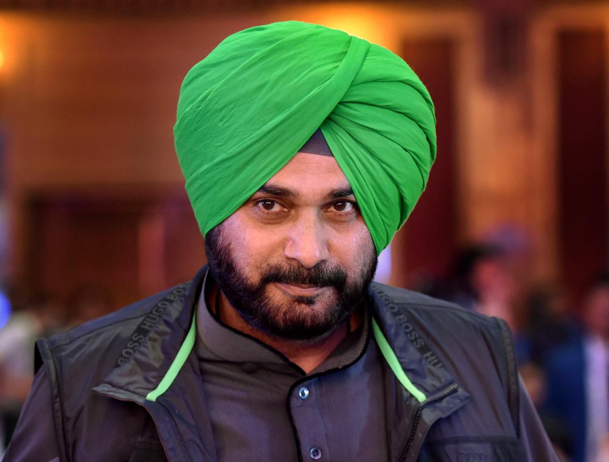 Sidhu courted controversy by hugging Pakistan Army chief Qamar Javed Bajwa during his visit to Pakistan for the swearing-in of Imran Khan as Prime Minister last month.