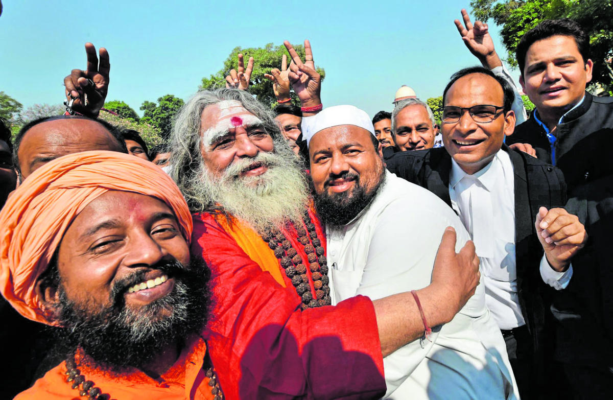 Ayodhya Verdict: What the Court did not say